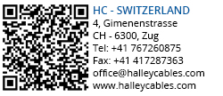 Halley Cables - Switzerland