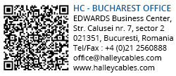 Halley Cables - Bucharest Office